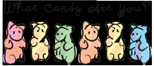 Candy Quiz!